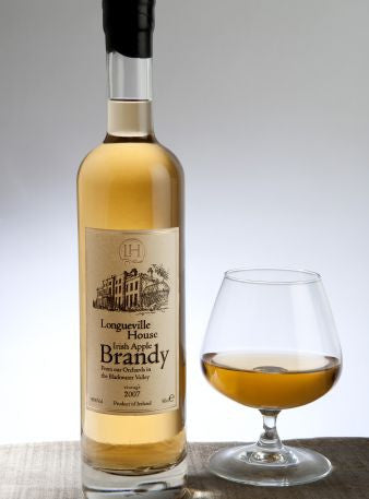 Longuevlle House Apple Brandy