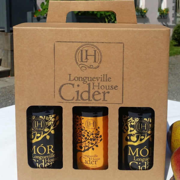 6 Pack Mixed Longueville House Ciders