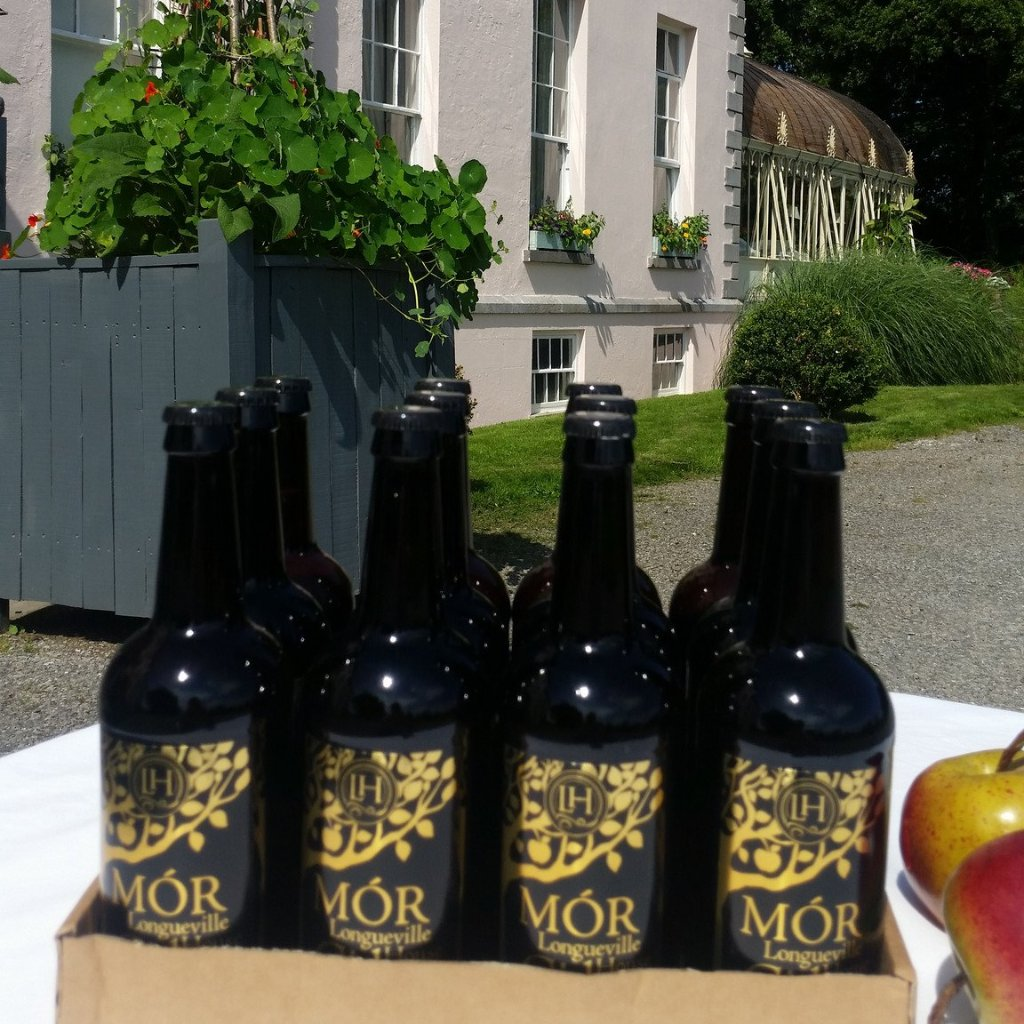 Case of Longueville Mór Cider