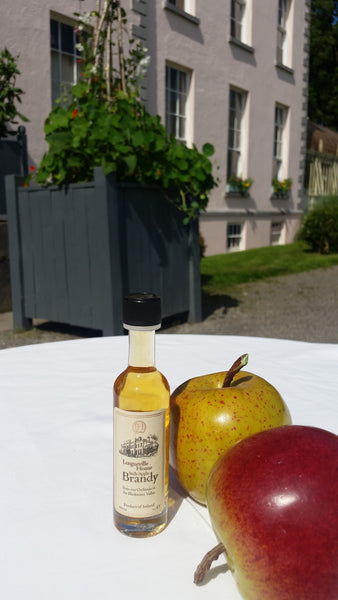 Miniature Longueville House Apple Brandy