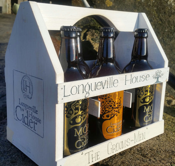 Longueville House Cider Caddy