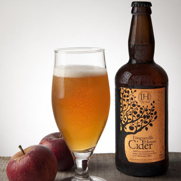Case of Longueville House Cider