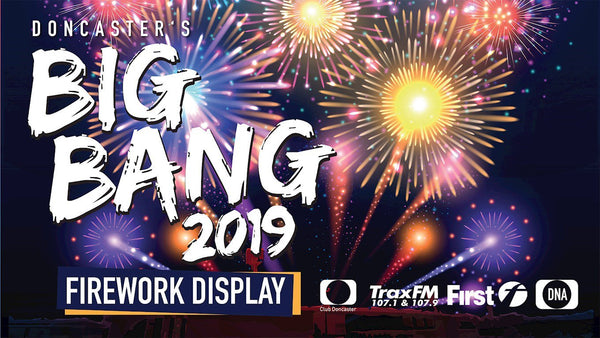 Save 50 On Tickets For Doncasters Biggest Firework