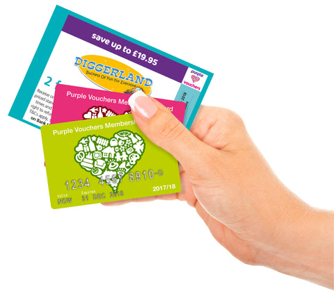 What Is The Purple Vouchers Membership Card