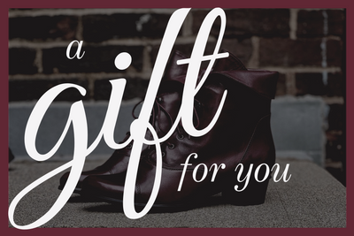 Gift Cards - Wright Shoe Co. Ltd