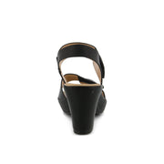 Dade | Sandal - Black - Wright Shoe Co. Ltd