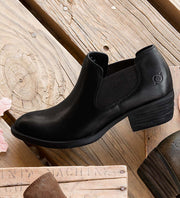 Dallia | Heeled Shoe - Black - Wright Shoe Co. Ltd