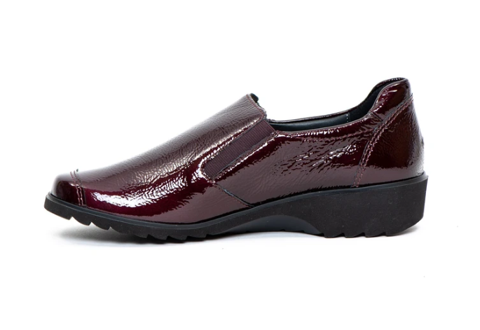 Athena Sporty Shoe | Brunello Vernice - Wright Shoe Co. Ltd