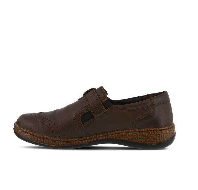 Smolqua Shoe | Brown - Wright Shoe Co. Ltd