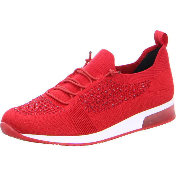 Lyssa | Fusion4 HiFlex - Red - Wright Shoe Co. Ltd