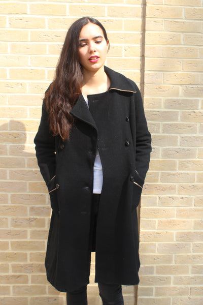 Image of FAB-TO-WEAR 70's Winter Coat