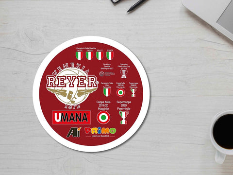 REYER VENICE TROPHY MOUSE PAD