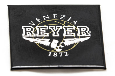 REYER VENICE BLACK SQUARE MAGNET