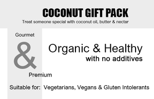 Coconut Gift Pack Product Highlights
