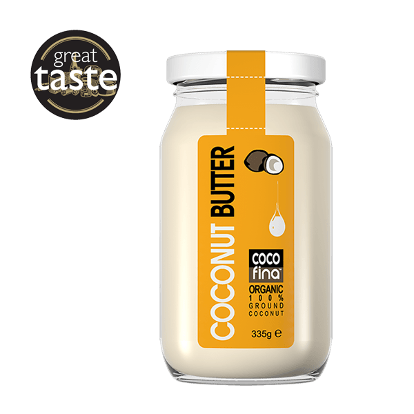 Organic Coconut Butter 335g