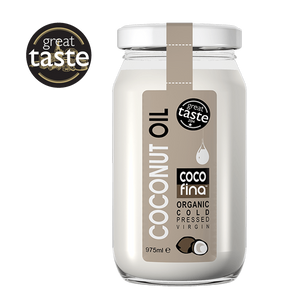 Organic Coconut Oil - 975ml
