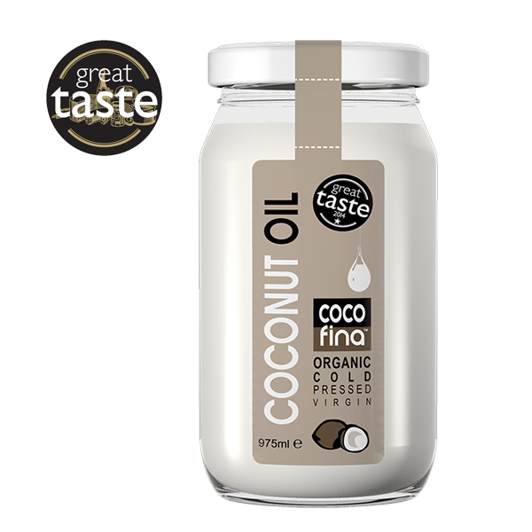 Organic Coconut Oil - 975ml x 1