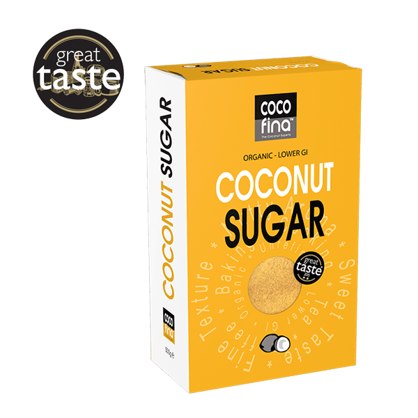 Organic Coconut Sugar 500g Box