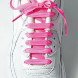 Neon Pink | Poplaces Twin Pack | Shoe Laces | In-Shoe | Nike
