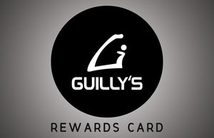 Guilly's Rewards Card