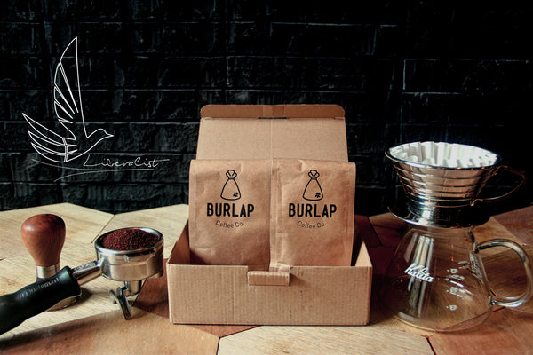 Liberalist's Espresso x Filter Roast Box