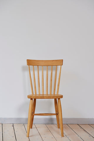 Luca Chair Oak - Ex Display