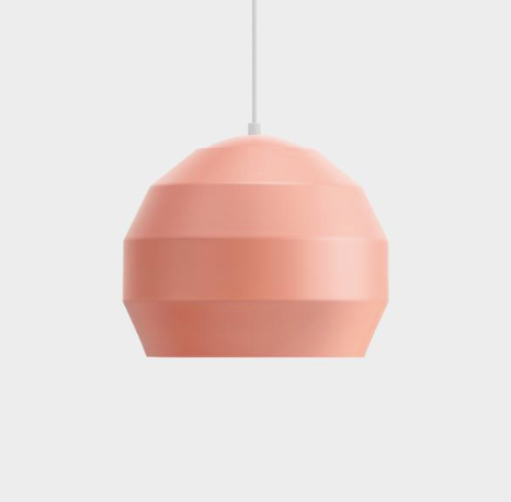 Pitch Pendant - Coral