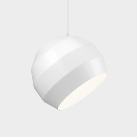 White Pitch Pendant - ex display