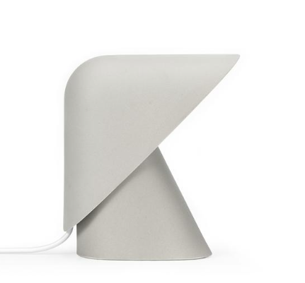 K Lamp - Stoneware Grey
