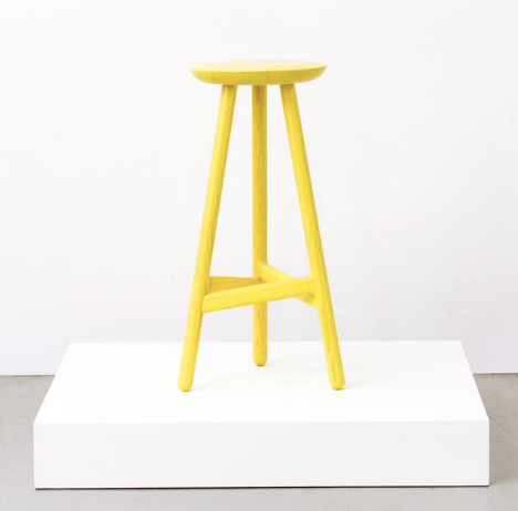 Ninety Stool - Yellow