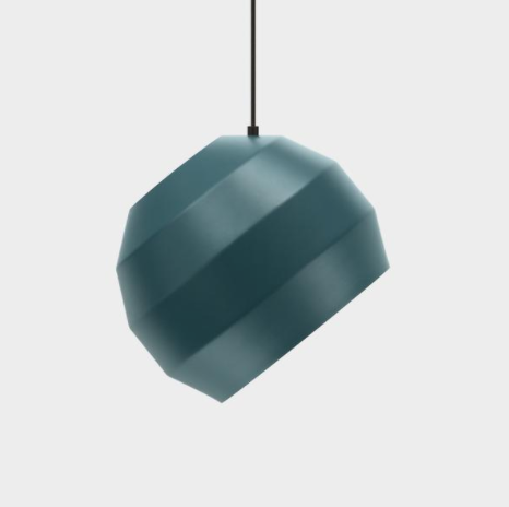 Pitch Pendant - Blue