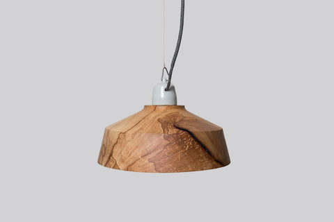 Wooden Lampshade No. 2
