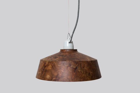 Wooden Lampshade No. 3