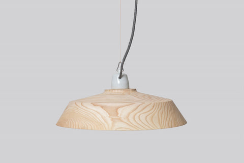 Wooden Lampshade No. 4