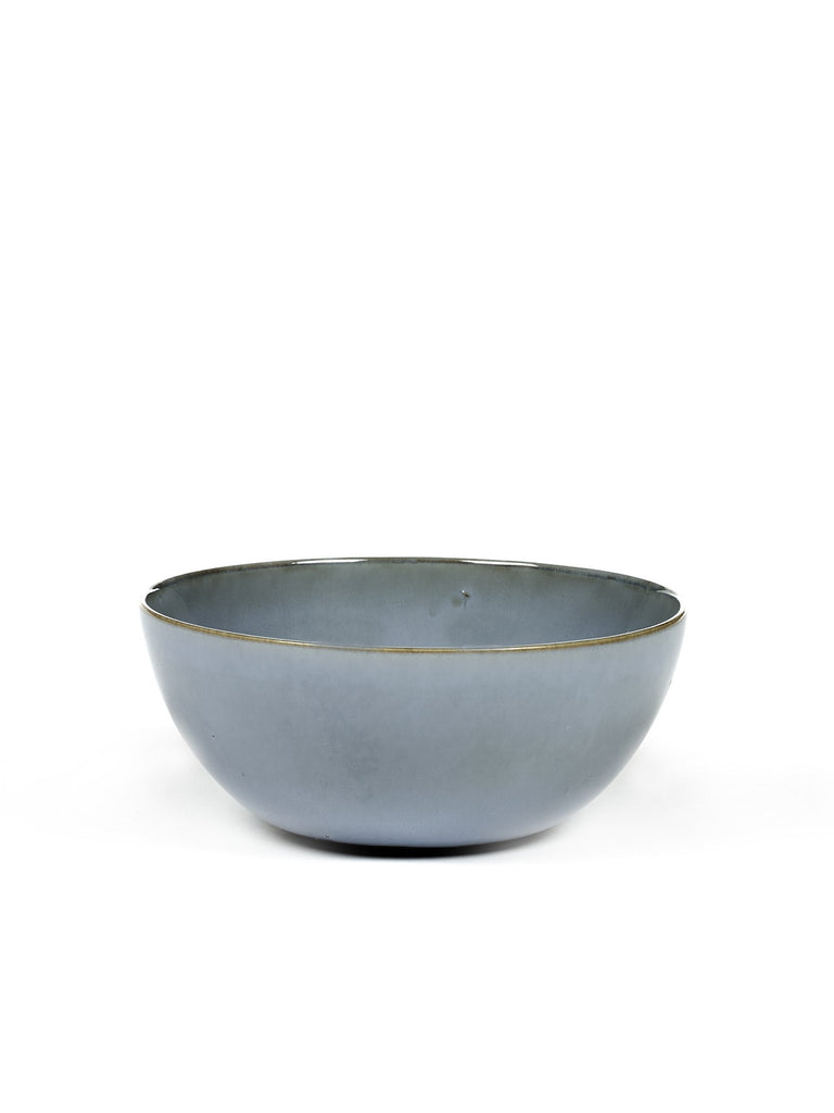 Terres de Reves Pudding Bowl - Smokey Blue
