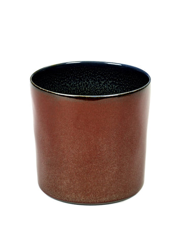 Terres de Reves Goblet - Rust / Dark Blue