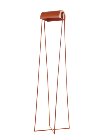 Antonino Reading Lamp - Orange
