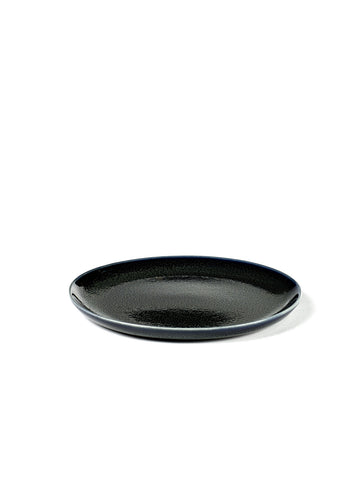 Terres de Reves Small Plate - Dark Blue