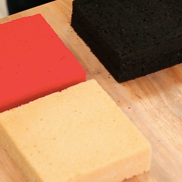 YouTube Cube Cake HOW TO CAKE IT