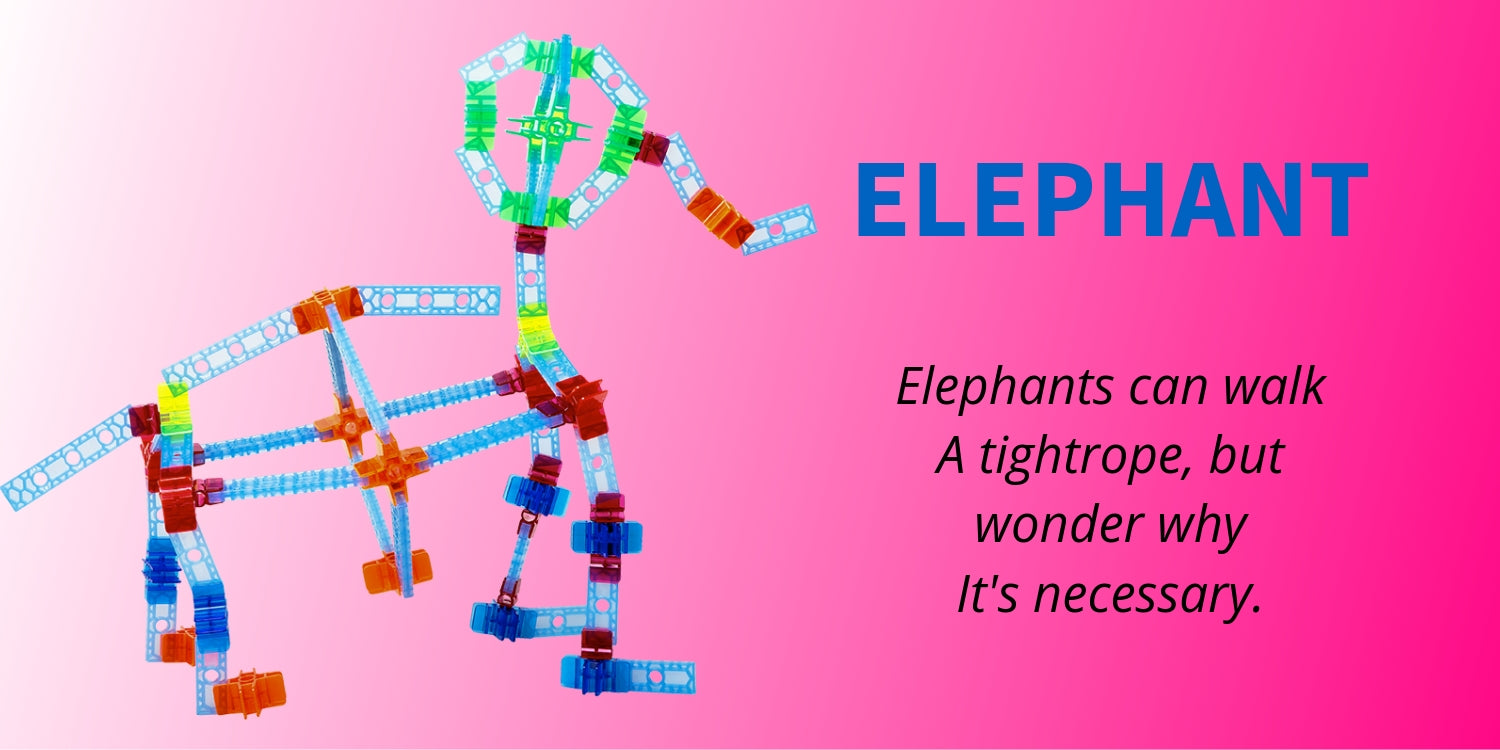 Build an ELEPHANT