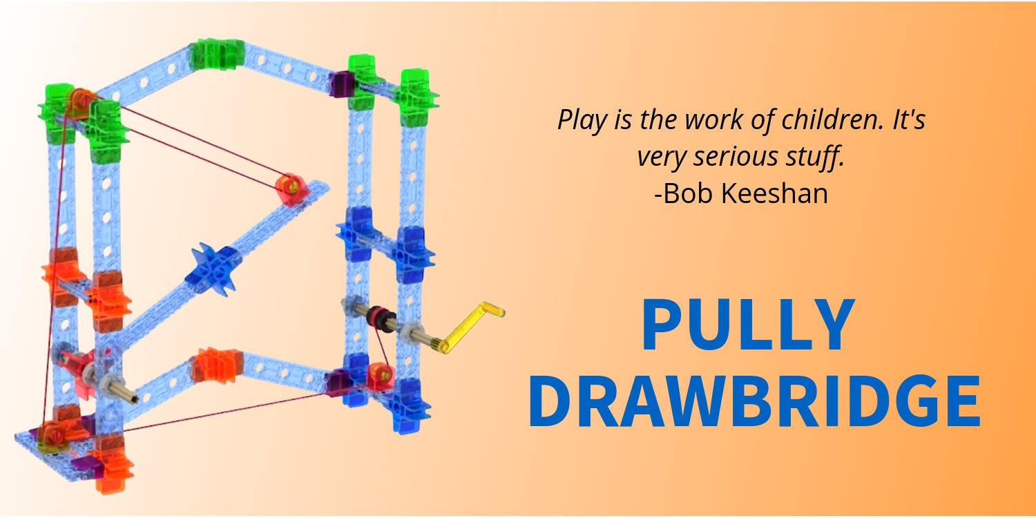 Video Tutorial: Brackitz Pulley Drawbridge