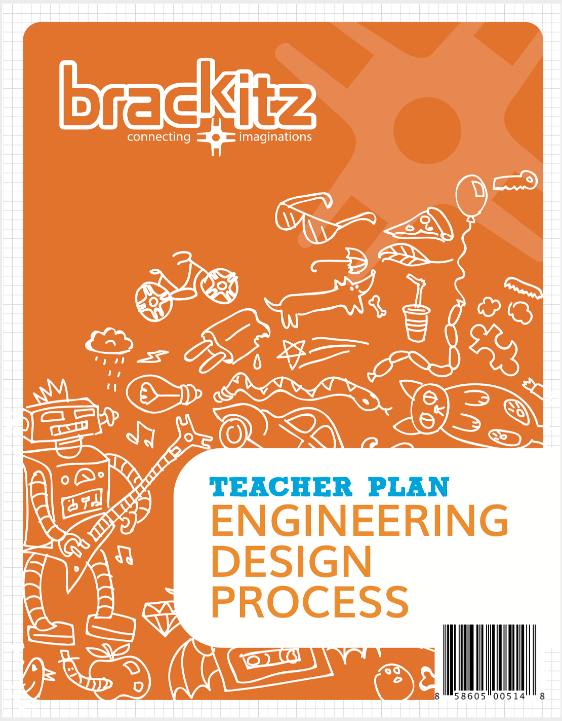 Brackitz Activities Booklet