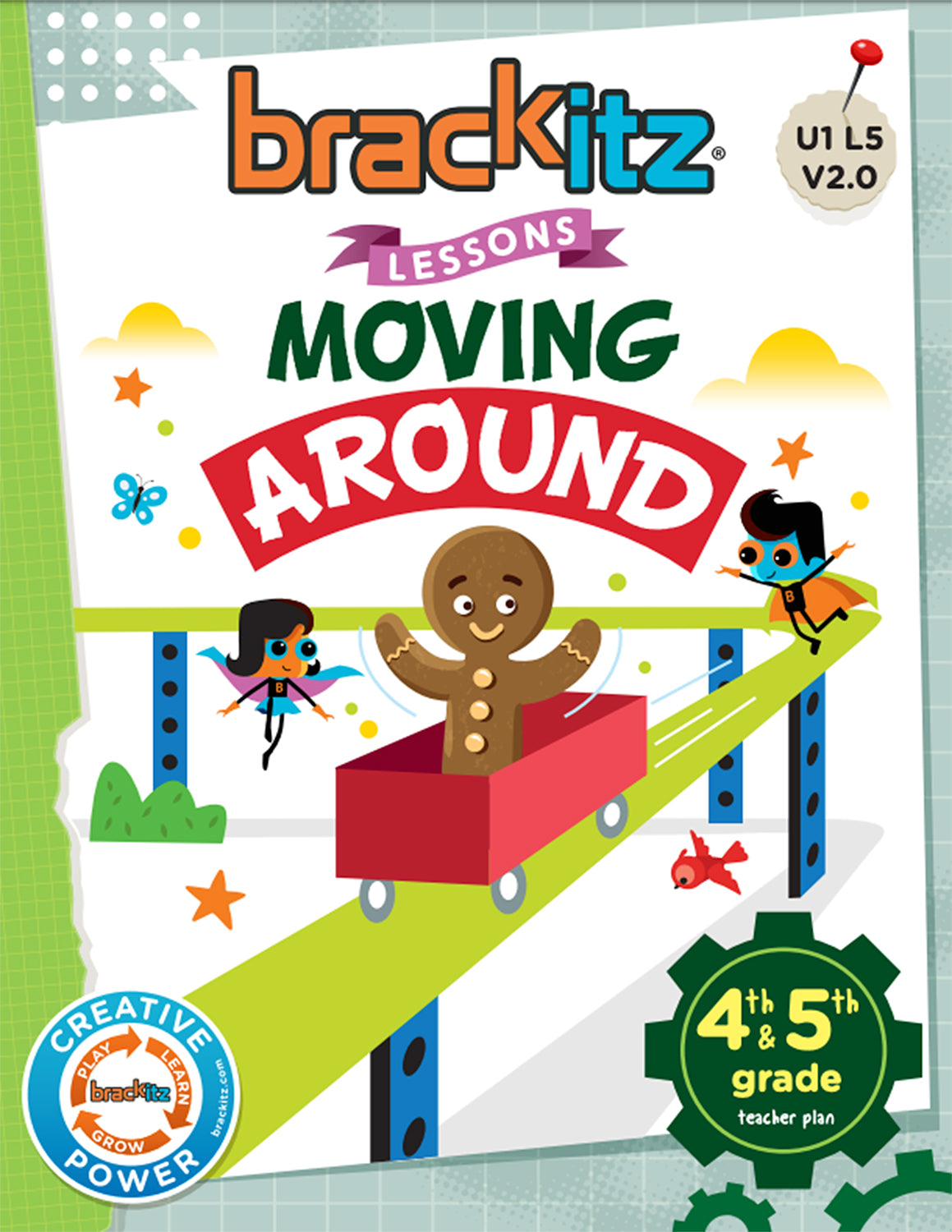 Brackitz Lesson Plans for teachers Grades 4&5 Unit 1
