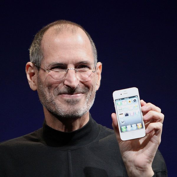 Steve Jobs, our Creative Hero of the Week