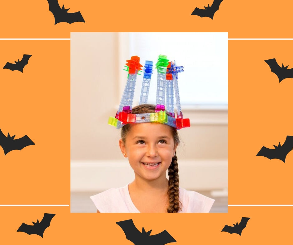 Five Halloween Costume Ideas for Kids with Brackitz Building Toy