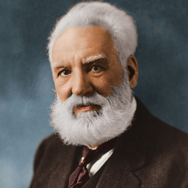 Creative Hero: Alexander Graham Bell