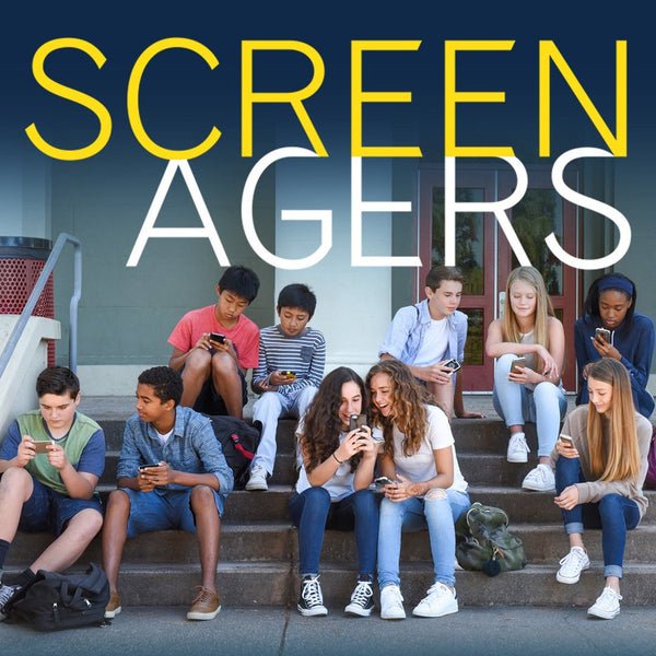 Screenagers Invaded My Home. What Should I Do?