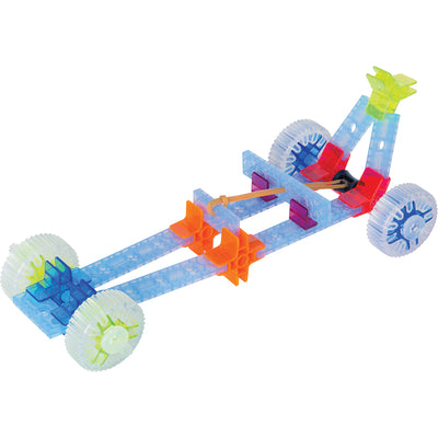 Brackitz Structures, Wheels & Gears 1019 pc Module