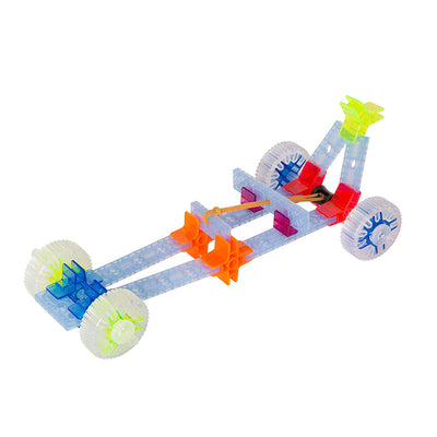 Brackitz learning toy car