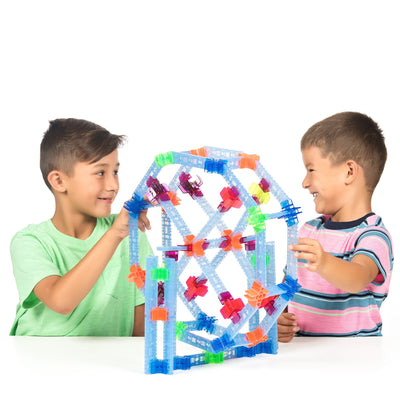 Brackitz Structures Classroom 320 pc Building Set